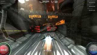 PyroBlazer Righteous Rings PC Gameplay