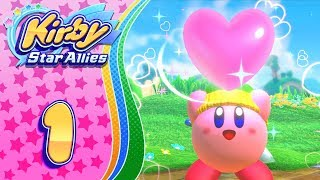 Kirby Star Allies Walkthrough
