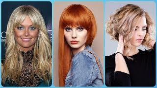 Top 10 modne kolory włosów krótkich 2018 damskie