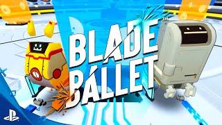 Blade Ballet - Launch Date Announcement Trailer | PS4