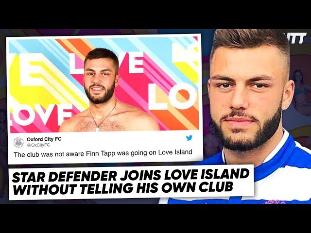 FOOTBALLER SECRETLY JOINS LOVE ISLAND WITHOUT CLUB KNOWING! | #WNTT