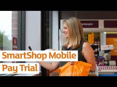 SmartShop Mobile Pay App ǀ Sainsbury's