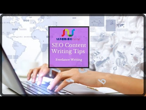 SEO Content Writing Tips -  How To Write Better For Website | Urdu/Hindi Tutorial