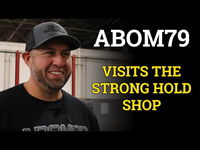 Abom79 Reacts to Strong Hold Tour