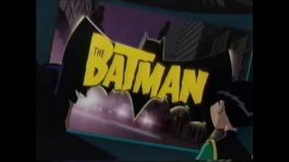 Kids' WB 2005 NEW Time Slots For Teen Titans & The Batman Promo