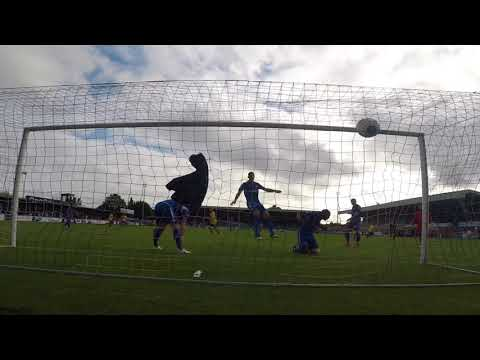 GoPro Goals: Eastleigh FC 1-2 Hereford FC