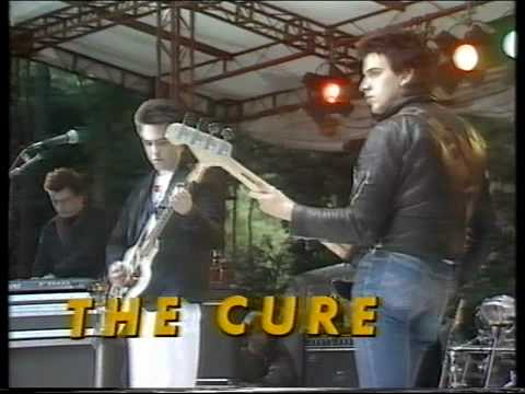 The Cure - In Your House live 1980