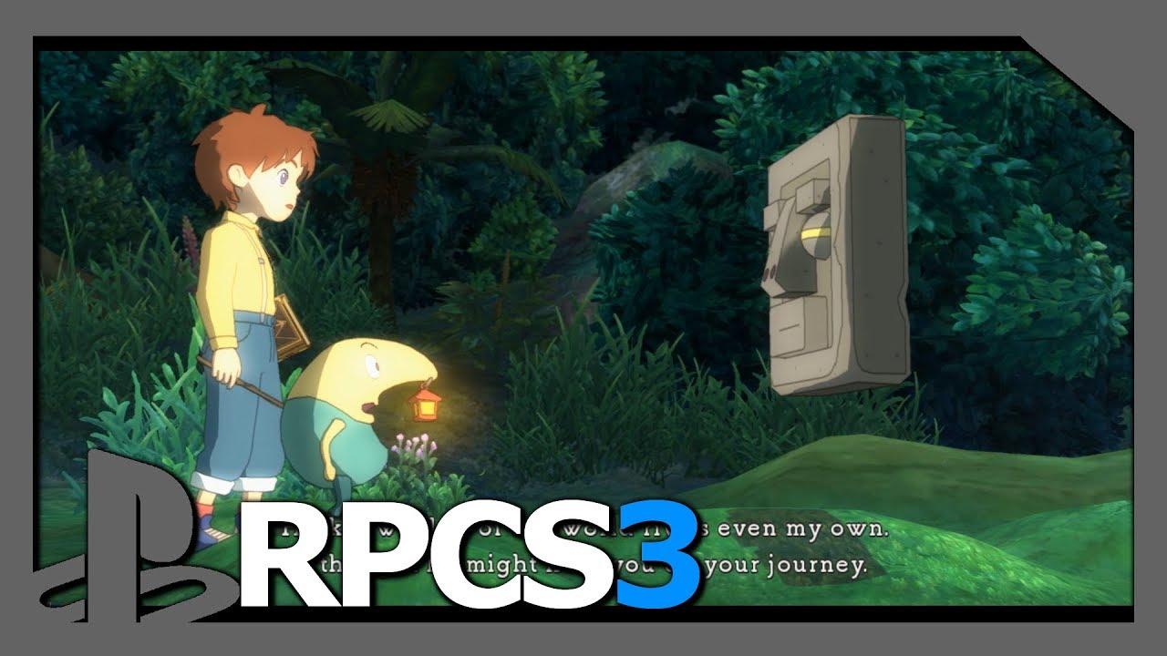 PS3 Emulator | RPCS3 v0 0 5 | LLVM-Vulkan | Ni No Kuni: Wrath of the White  Witch | 1440p | #2 by Emulator_Team