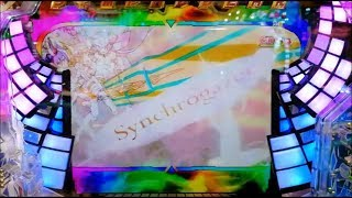 CR戦姫絶唱シンフォギア Synchrogazerが2連続!