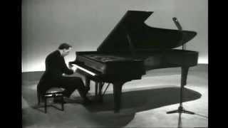 Arturo Benedetti Michelangeli   Chopin Recital, Torino 1962