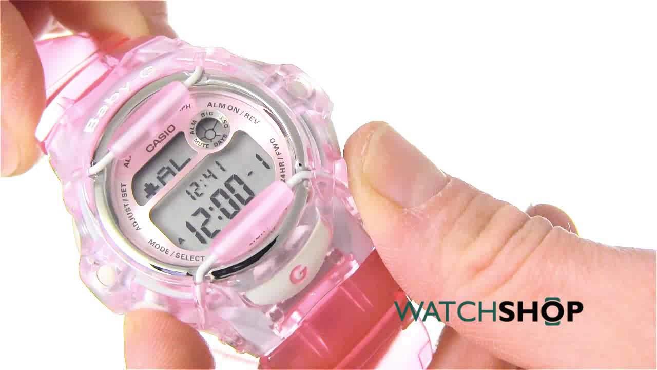 Femme Baby Bg Casio Montre g 169r 4er n0OwPk8X