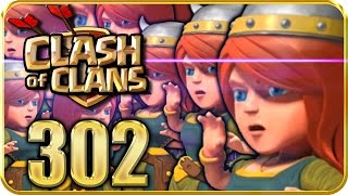 Let's Play CLASH of CLANS Part 302: Dickes Sorry!