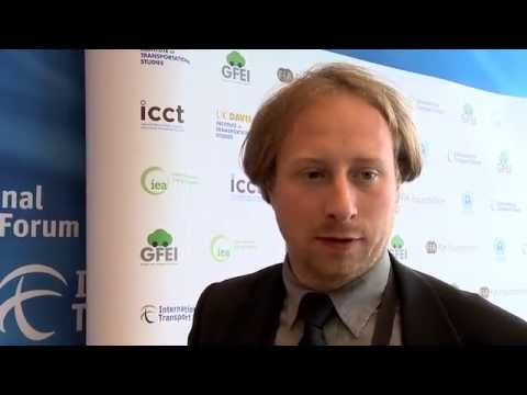 Alex Koerner (International Energy Agency) interview
