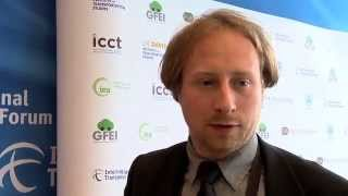 Alex Koerner (International Energy Agency) interview