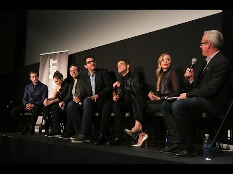 Mr Robot Q&A with the cast & director at the Tribeca Film Festival