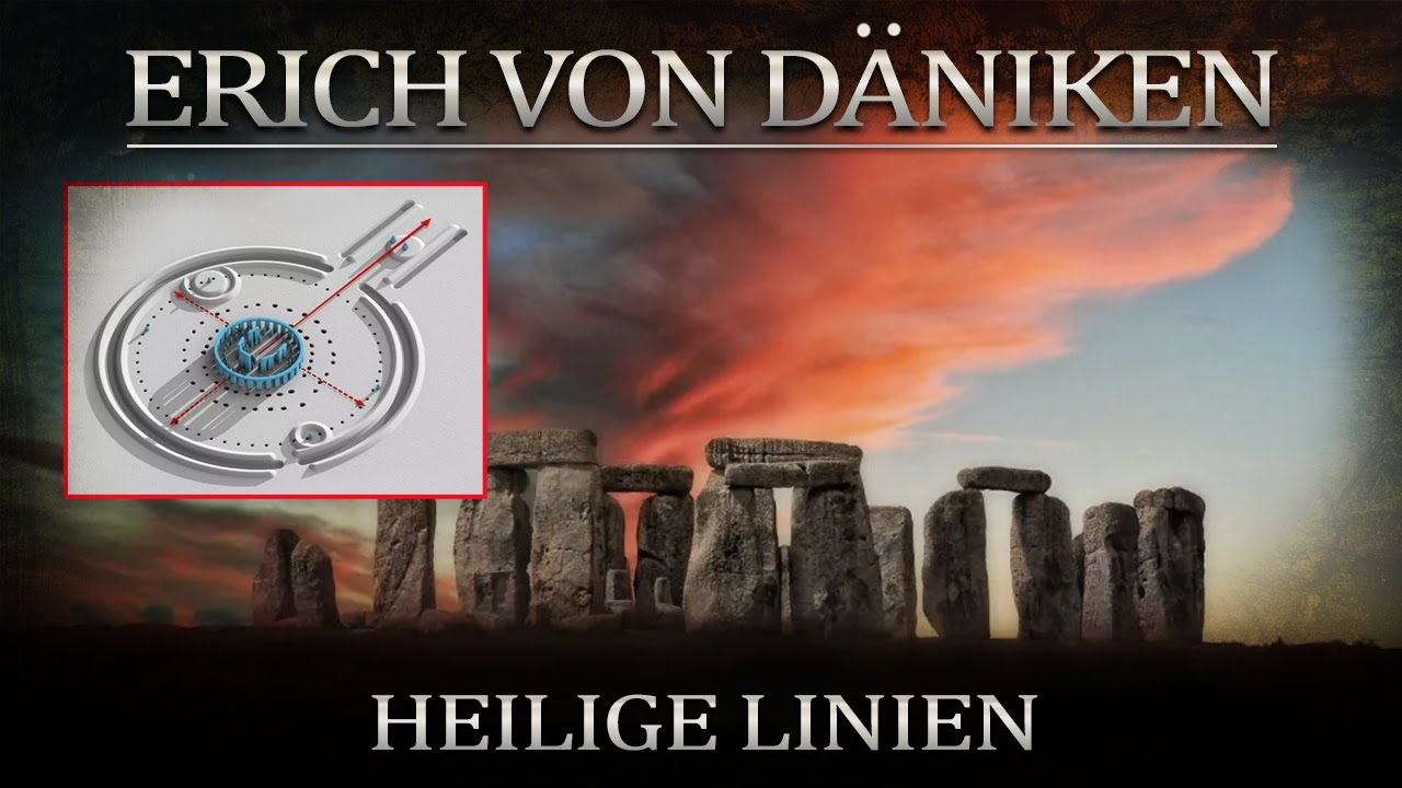 Erich von Daniken Heilige Linien