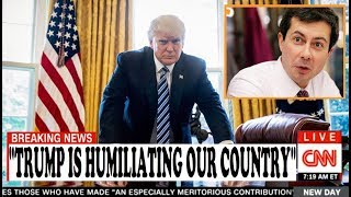 PETE PUTIGIEG SHOCKING statement about DESTRUCTIONS TRUMP brings to AMERICANS
