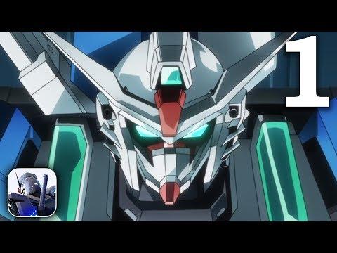 Gundam Battle Gunpla Warfare Gameplay Walkthrough (Android,iOS) - Part 1