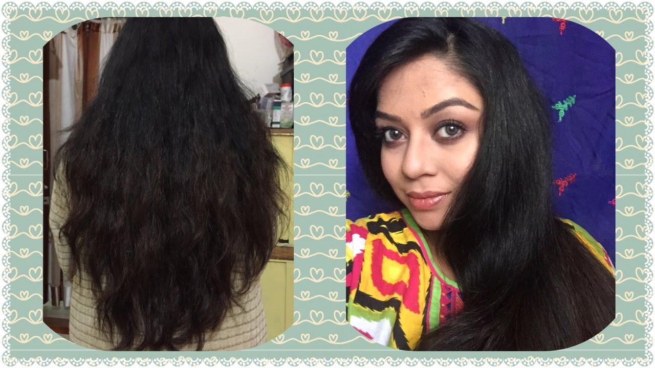 diy hair mask for dry damaged brittle hair deep hair oiling youtube. Black Bedroom Furniture Sets. Home Design Ideas