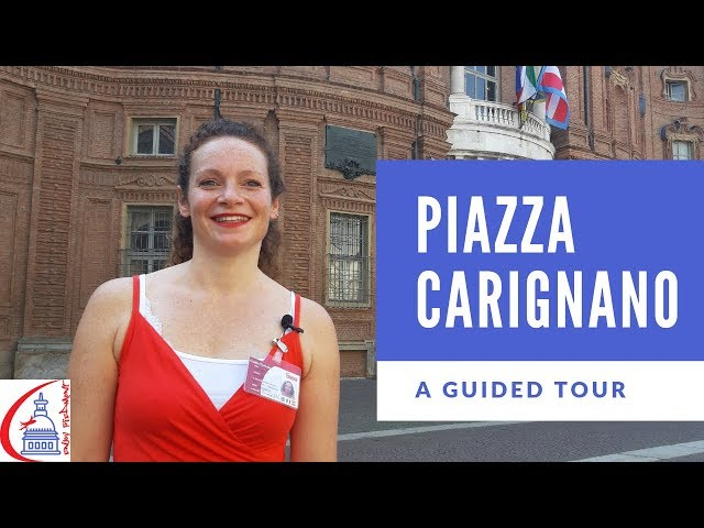 Top Things to Do in Turin - Piazza Carignano - A Guided Tour