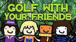 Golf in der Steinzeit! | GOLF WITH YOUR FRIENDS