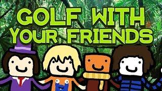 Golf in der Steinzeit! | GOLF WITH YOUR FRIENDS