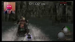 Resident Evil 4 прохождение с 1 хп / # 2