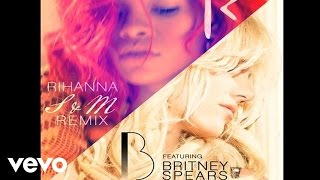 Rihanna - S&ampM Remix (Audio) ft. Britney Spears