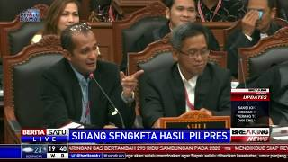 Download Video Saksi Ahli TKN Jokowi-Ma'ruf Patahkan Argumen Tim Prabowo-Sandi MP3 3GP MP4