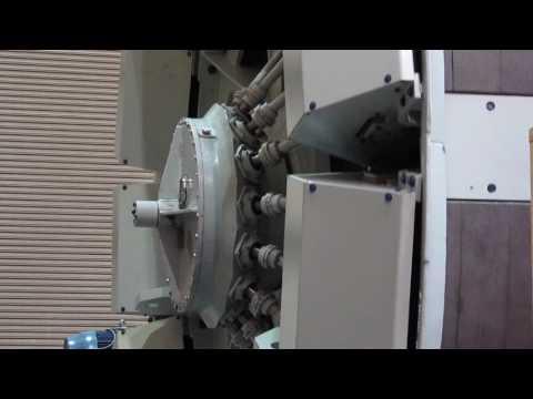 Control Flow Inc Cable Lay Conveyor Drum Pt. 2
