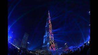 The Dubai Fountain : Sama Dubai 1080p