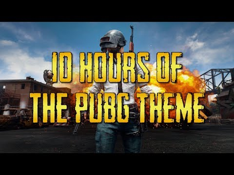 10 Hours of the PlayerUnknown's Battlegrounds (PUBG) Music Theme