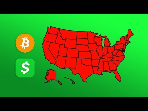 DON'T Use Cash App Bitcoin If You Live In These States