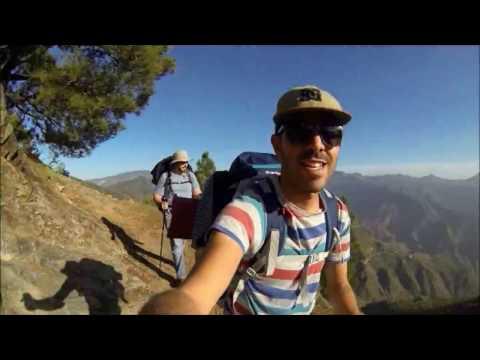 Gran Canaria trekking 2017