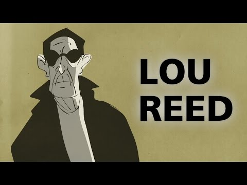 Lou Reed on Guns & Ammo | Blank on Blank