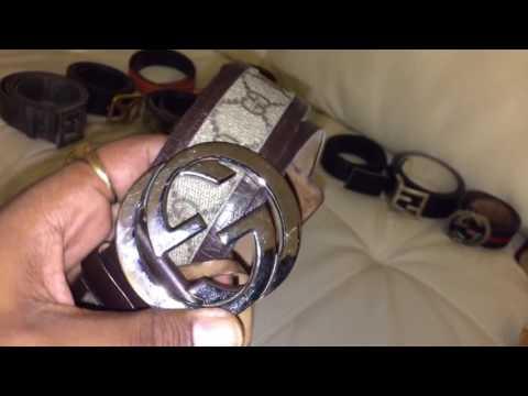Designer Belt collection