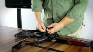 Обзор снаряжения. Ремень оружейный 5.11 одноточечный