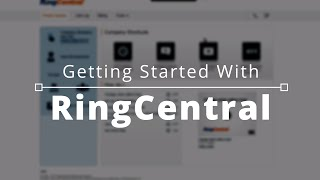 RingCentral Review: Getting Started Demo & Tutorial