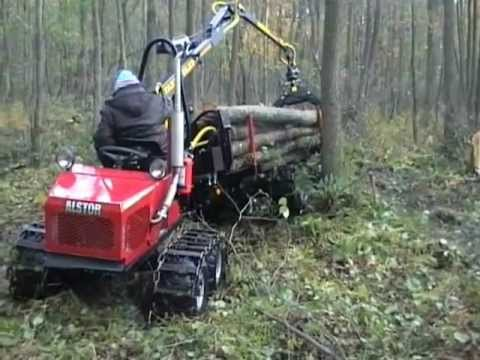 bombardier sw48 in Forestry and Logging