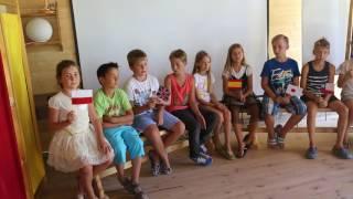 Летний детский лагерь в Крыму