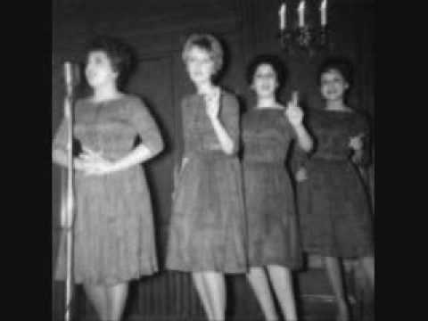 The Starlets - P.S. I Love You (1960)