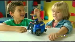 Paw Patrol Deluxe Transforming Vehicle TV Commercial