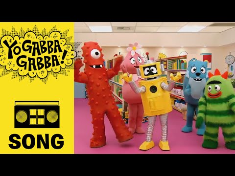 Stick Together - Yo Gabba Gabba!