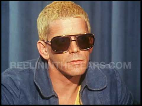 Lou Reed - Interview 1974 [Reelin' In The Years Archives]