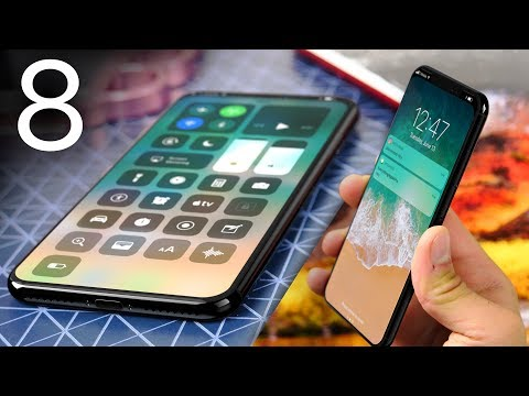 iPhone X Model Hands On + Latest Leaks!
