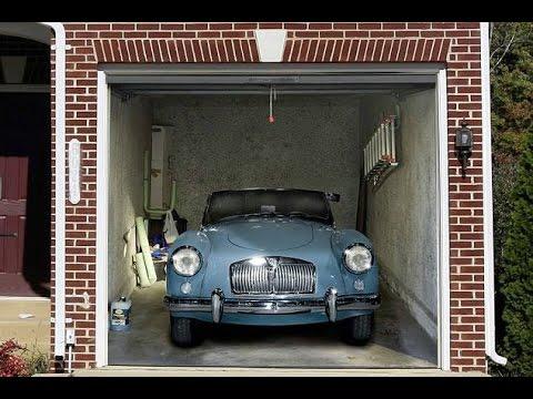 Гаражное хранение автомобиля. Каким должен быть гараж?