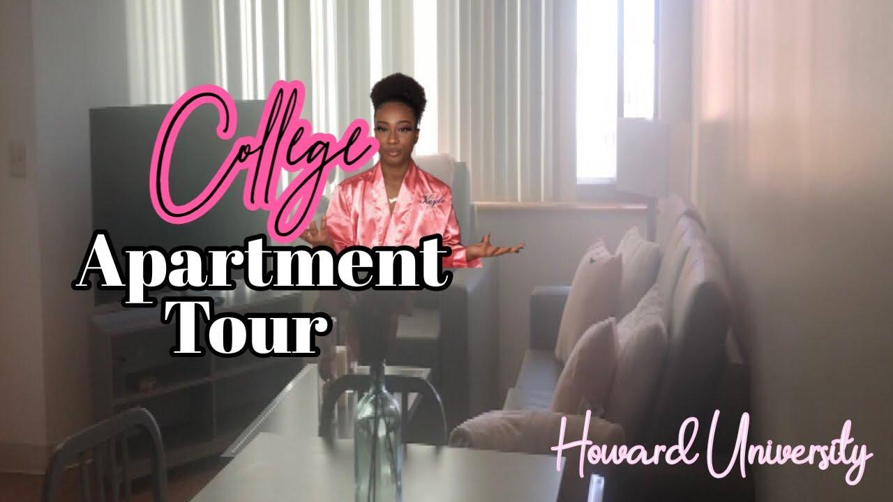 Apartment Tour: Vie Towers | Howard University