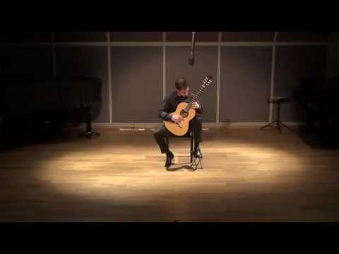 Antonis Hatzinikolaou plays Dance of the Forest Ghosts by K. Vassiliev