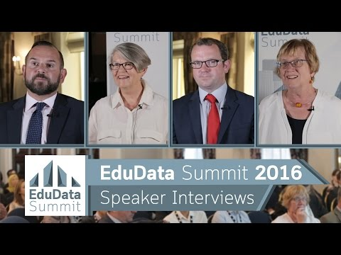 Edu Data Summit 2016 | Interviews with the Speakers - London 2016