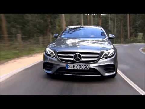 "Mercedes-Benz 2017 E-Class ""Electric Arrival"""
